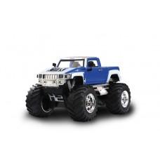 Машинка на радиоуправлении джип 1:43 Great Wall Toys Hummer (синий)