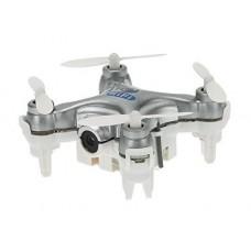 Квадрокоптер с камерой Wi-Fi Cheerson CX-10W нано (серый)