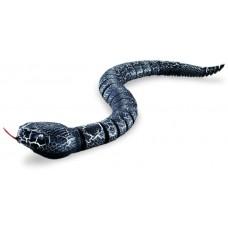 Змея с пультом управления ZF Rattle snake (черная)