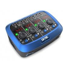 Зарядное устройство SkyRC Quattro Micro с/БП кватро для 1S Li-Pol аккумуляторов (SK-100079)