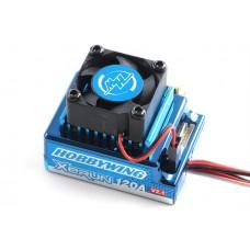 Сенсорный регулятор хода HOBBYWING XERUN V2.1 120A для автомоделей