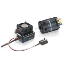 Сенсорное комбо HOBBYWING XERUN COMBO XR10 JS6 3650 21.5T 60A для автомоделей