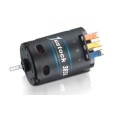 Мотор сенсорный HOBBYWING XERUN JUSTOCK 3650 10.5T 3500KV G2 для автомоделей