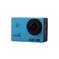 Экшн камера SJCam SJ4000 WiFi оригинал (синий)