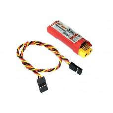 Датчик силы тока FCS40A 40A для телеметрии FrSky S.Port