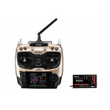 Аппаратура р/у авиа 10к Radiolink AT9S с приемником R9DS