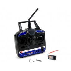 Аппаратура управления 4-канальная FlySky FS-T4B 2.4GHz с приёмником R6B