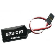 Датчик GPS SBS-01G для телеметрии Futaba FASSTest