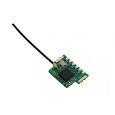 Приёмник 6к FrSky XMR микро 0.8г (EU)