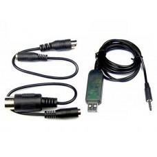 Авиасимулятор USB-кабель для аппаратур управления FlySky FS-SM100