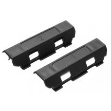 Крышки аккумуляторов 2шт для Subotech BG1510ABCD
