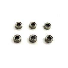 23628 Ball Bearings 4X8X3 6P