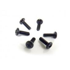 Button Head Screws 2.5X8 6P