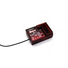 3channels 2.4GHZ Waterproof Receiver