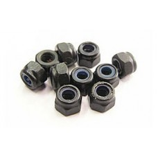Team Magic 3mm Steel Locknut 10p