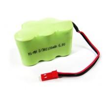 Ni-MH Battery (6V,1100mAH)