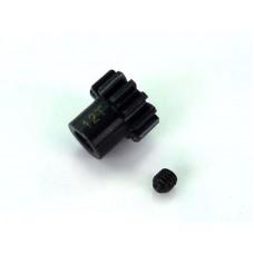1.0 Module Hard Ionised Steel Pinion Gear (12T) 1P