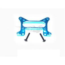 (82907) Blue Alum Front Shock Tower/Cap Head Machine Screws (3*10) 1Set