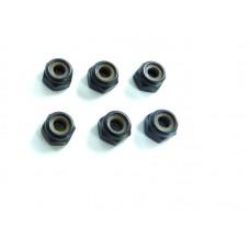 Nylon SelfLock Nut (M4*4) 6P