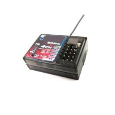 4channels 2.4G Receiver (Waterproof)