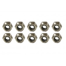 Team Magic 2.6mm Lock Nut (10)