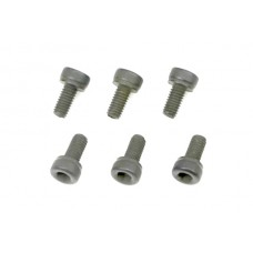 Team Magic 3x6mm Cap Screw (6)