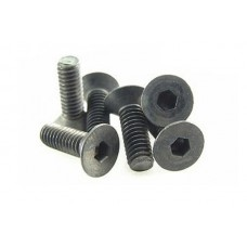 Team Magic 4x12mm Steel F.H. Screw (6)