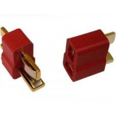 Коннекторы HOBBYWING T-Connectors (Deans), 3 пары