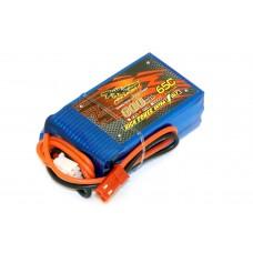 Аккумулятор Dinogy Li-Pol 600mAh 11.1V 3S 65C JST 53x30x18.4мм