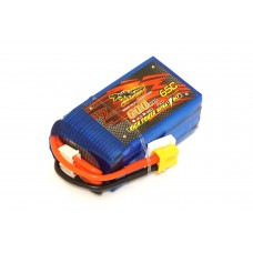 Аккумулятор Dinogy Li-Pol 600mAh 14.8V 4S 65C XT30 52x30x23.5мм