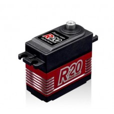 Сервопривод стандарт 60г Power HD R20 HV 20кг/0.085сек цифровой