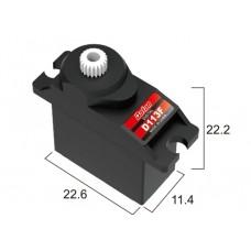 Сервопривод микро 9г BATAN D113F 1.6кг/0.11сек цифровой