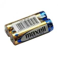 Батарейка AA Maxell Alkaline LR6 в пленке 1шт (2шт в уп.)