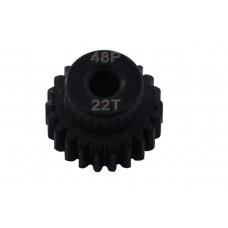 Пиньон стальной RCTurn M0.5 48 Pitch под вал 3.175мм (22T)