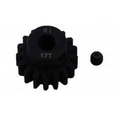 Пиньон стальной RCTurn M1.0 под вал 5мм (17T)