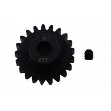 Пиньон стальной RCTurn M1.0 под вал 5мм (21T)