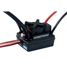 Влагозащищённый бесколлекторный регулятор хода HOBBYWING EZRUN WP 80A SL для автомоделей