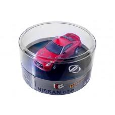 Машинка ShenQiWei микро р/у 1:43 лиценз. Nissan GT-R (красный)