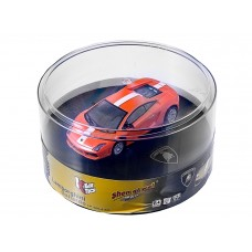 Машинка ShenQiWei микро р/у 1:43 лиценз. Lamborghini LP560 (оранжевый)