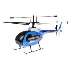 Вертолёт 4-к микро на радиоуправлении Xieda 9938 Maker копийный (синий)