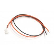 Кабель подсветки лучей красно-черный (запчасть для квадрокоптера WL Toys Q323)