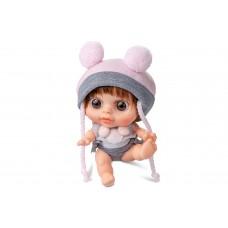 Кукла пупс Berjuan БЭБИ БИГГЕРС с запахом ванили 14 см (ROSA)