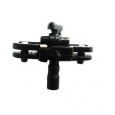 Крепление верхних лопастей со втулкой (запчасть для вертолетов WL Toys S929, V319, V757)