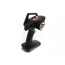 Пульт управления 3-канальный (Запчасть для машинок на радиоуправлении WL Toys 144001)