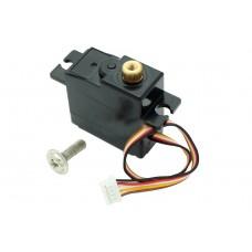Сервопривод 5-контатный (Запчасть для машинок на радиоуправлении WL Toys 144001)