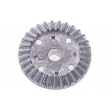 Шестерня привода дифференциала коронная металл 2 шт (Запчасть для машинок на радиоуправлении WL Toys 144001)
