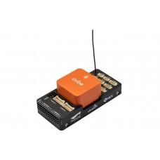 Полётный контроллер HEX Pixhawk 2.1 Cube Orange на плате ADS-B