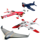 Запчасти для радиоуправляемых самолетов по моделям